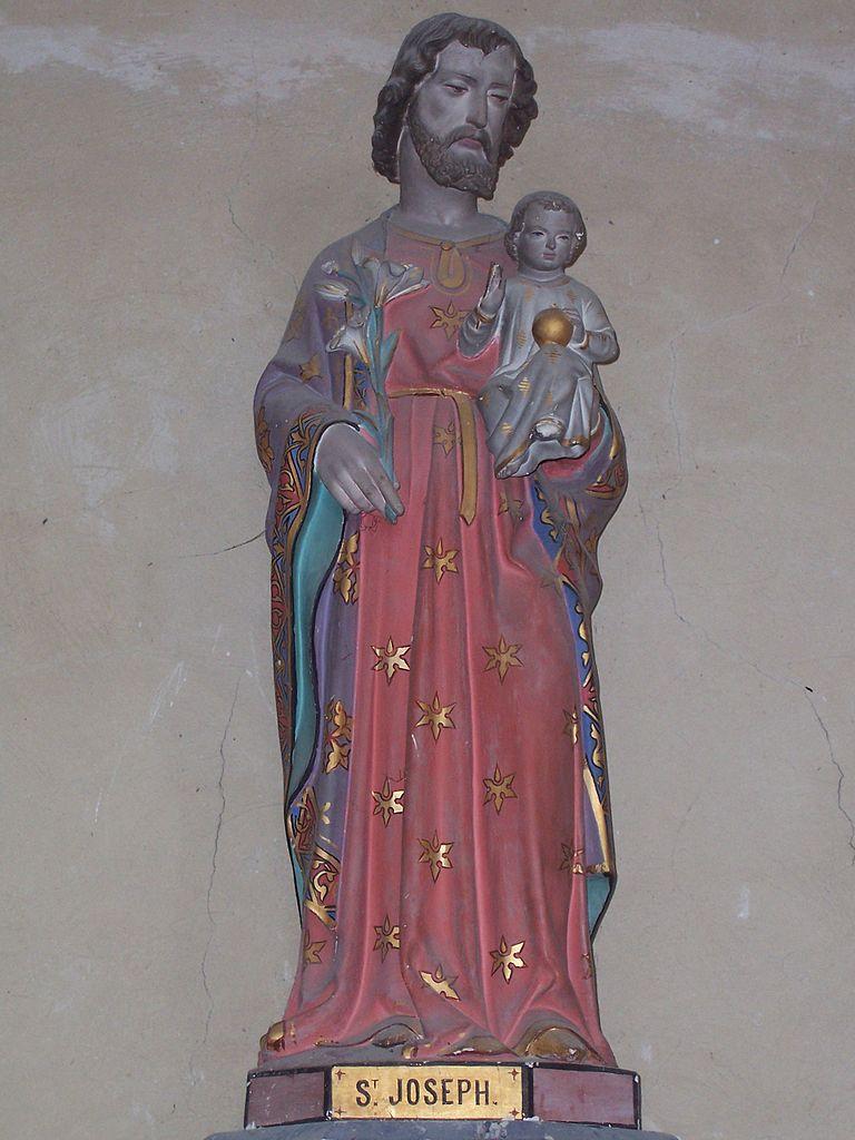 768px-Saint_Joseph_-_Statue