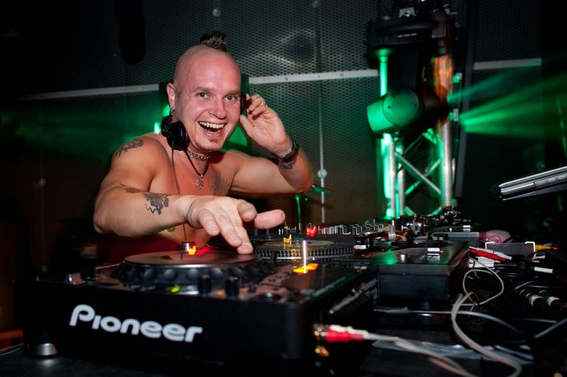 Proteus_at_House_of_Hard_Music_2011