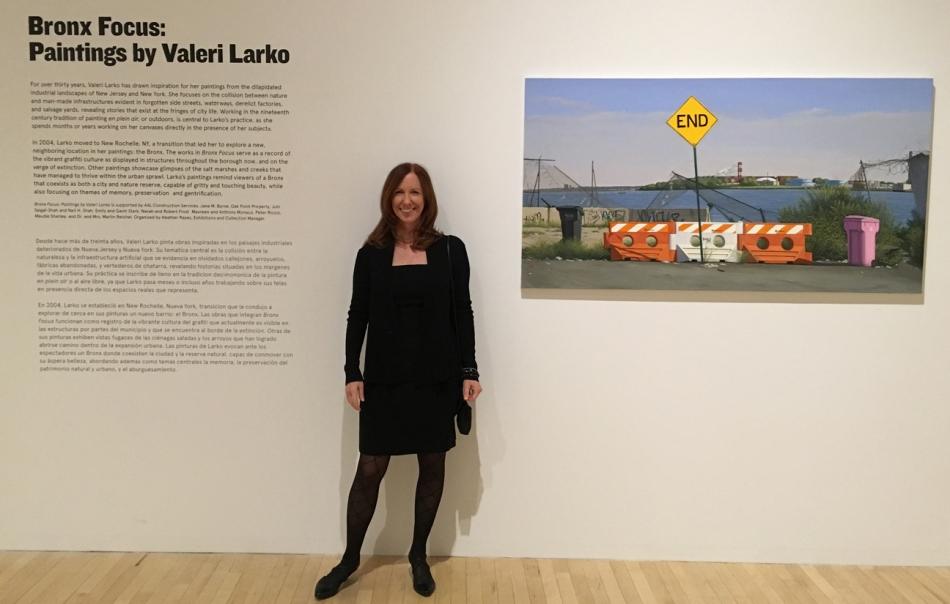 1 Valeri_Larko_at_her_Bronx_Museum_exhibition