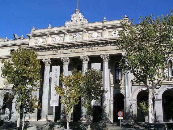 Bolsa Madrid